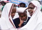 Misa del papa Francisco en Nairobi