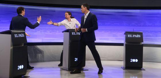 Debate de EL PAÍS
