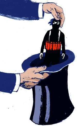¿Moralismo frente al terror?