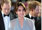 La madre de Cara Delevingne cambia el 'look' a Kate Middleton