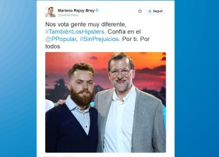 No, los hipsters no votan al PP