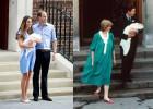 Los guiños estilísticos de Kate Middleton a lady Di