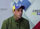 """Entrevista íntegra con Henrique Capriles: """"Me preocupa la actitud de Maduro"""""""