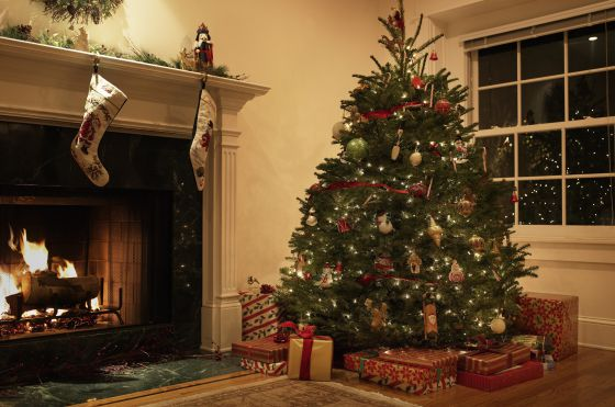 Cuánto cuesta tener encendido el árbol durante toda la Navidad