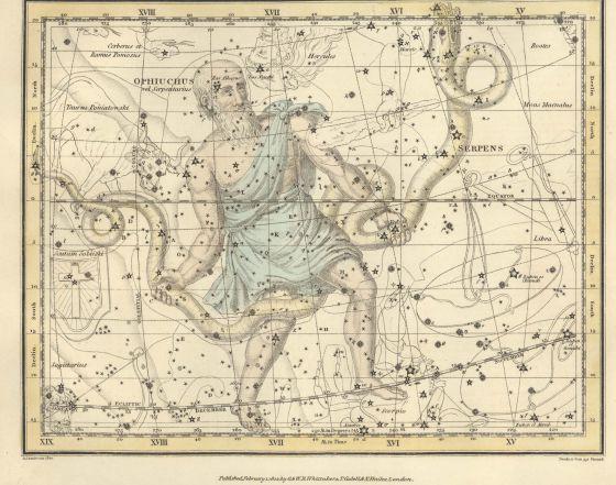 Ofiuco, el 'signo' del zodiaco que descoloca a los astrólogos