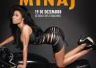 Activistas piden a Nicki Minaj que no actúe en Angola