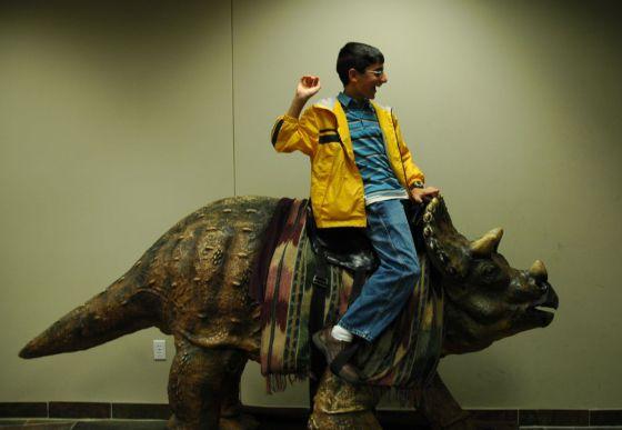 Los creacionistas defienden que los humanos convivieron con dinosaurios