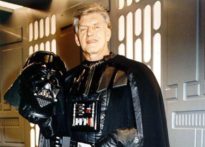 ¿Qué pasó con Darth Vader y otros actores olvidados de 'Star Wars'?