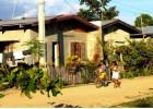 Los desahuciados de Mindanao estrenan urbanización