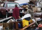 Inundaciones y tornados en EE UU