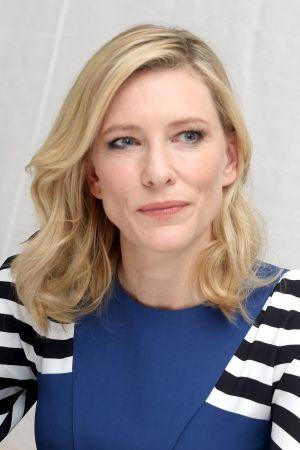 La actriz Cate Blanchett durante la promoción de 'Carol', en noviembre.