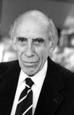 Julián de Zulueta, en 1999.