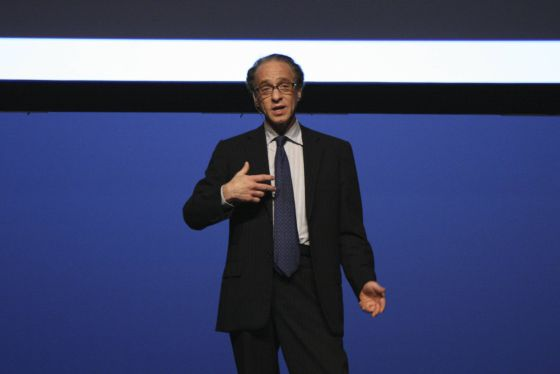Raymond Kurzweil, también conocido como 'el futurólogo de Google'