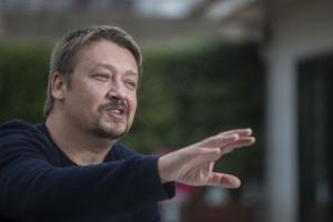 En Comú Podem spokesman Xavier Domènech.