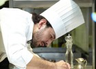 Mario Valles, el cocinero ex yudoca