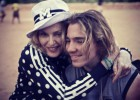 Rocco Ritchie endurece la pelea con su madre, Madonna