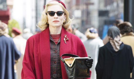 Cate Blanchette, en la película 'Carol'.