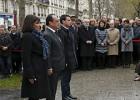Directo | Hollande recuerda a las víctimas de Charlie Hebdo