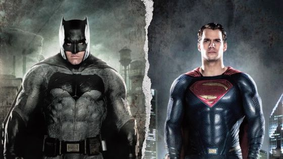 Imagen de la película 'Batman v. Superman: El amanecer de la justicia'.
