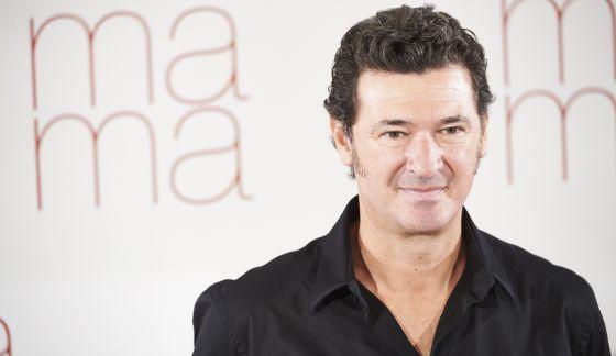 El director de cine Julio Medem.