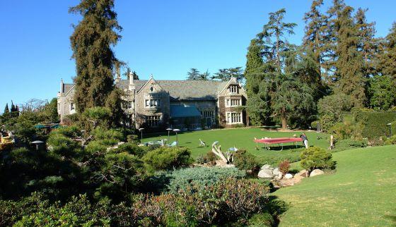 La mansión de Playboy.
