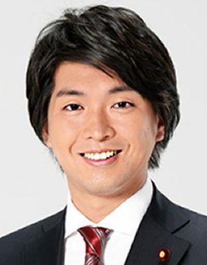 Kensuke Miyazaki, en una foto de la web de su partido.