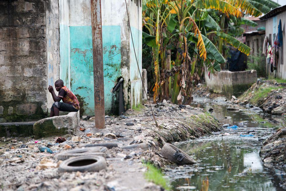 Janqwani fue una de las zonas más afectadas por las inundaciones a principios de 2012.