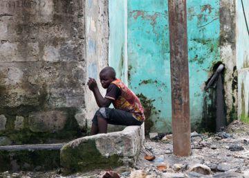El suburbio invisible de Tanzania