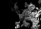 Fracasa el rescate de la primera nave que pisó un cometa