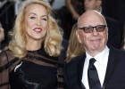 Murdoch se casa con Jerry Hall