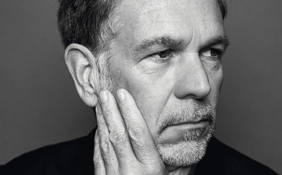 Reed Hastings posa para ICON durante una visita a Madrid con cara de ser actor y no el jefe de casi todos los actores del momento.