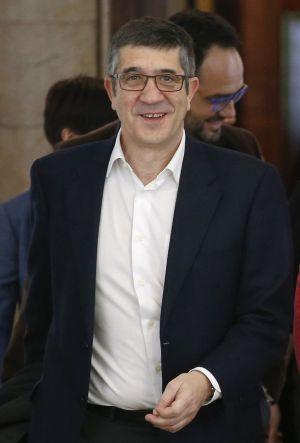 Un acuerdo del PSOE con Ciudadanos facilita que Patxi López (en la imagen) presida el Congreso de los Diputados.