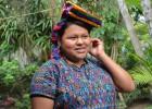 La fuerza de las mujeres mayas