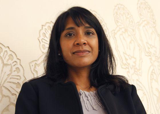 Priya Gajraj, responsable del Programa de Naciones Unidas para el Desarrollo (PNUD) en el Congo.