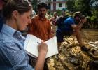 """""""Mi Nepal. Antes y después del temblor"""""""