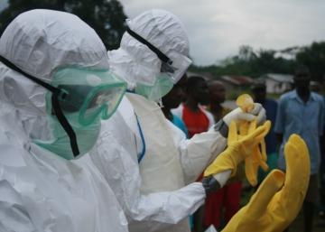 Bye bye, ébola
