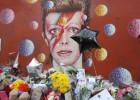 Bowie, incineración sin amigos ni familia
