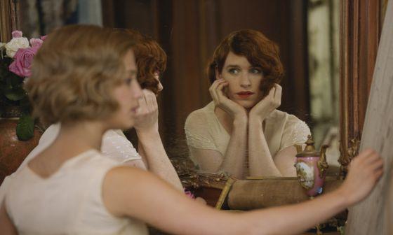 Fotograma de la película 'La chica danesa'.