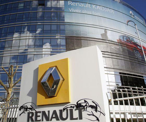 Imagen de la sede de Renault en Boulogne-Billancourt