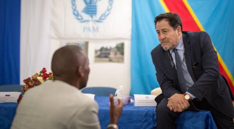 """""""Dadles paz, y el pueblo congoleño dejará de pasar hambre"""""""