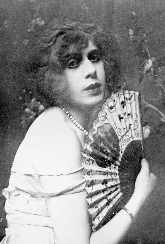 Foto de la auténtica Lili Elbe