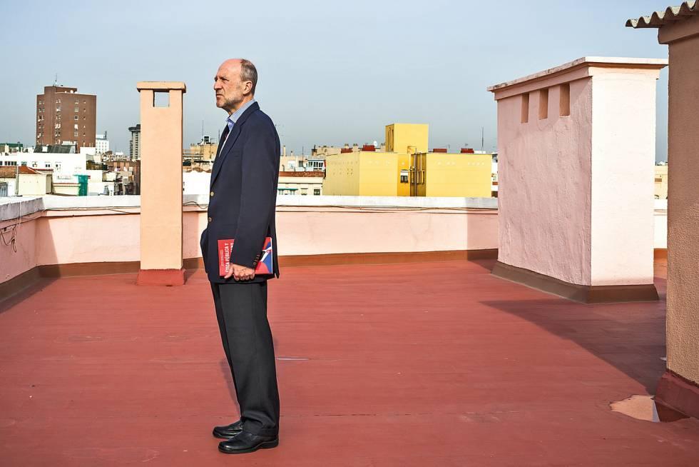 Manuel Villoria, del organismo Transparencia Internacional y autor de numerosos informes sobre corrupción.