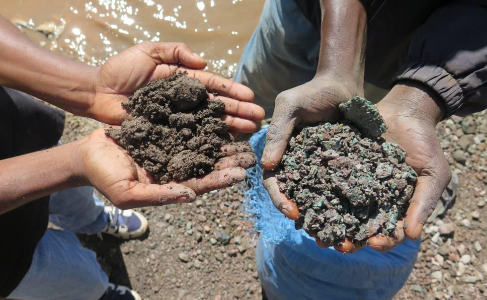Más de 40.000 niños trabajan en la minería ilegal en RDC, según Unicef.
