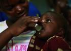 Campo de batalla contra la malaria