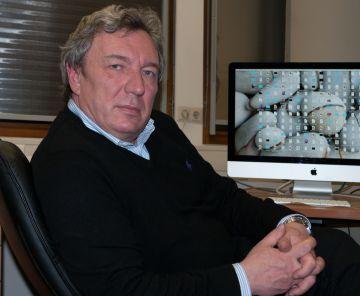 El físico ruso Viatcheslav Mukhanov.