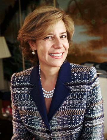 Sara Bieger, socia directora de Leaders Trust-AltoPartners.