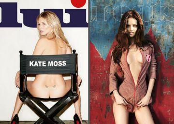 Doce 'top models' posan desnudas por una buena causa