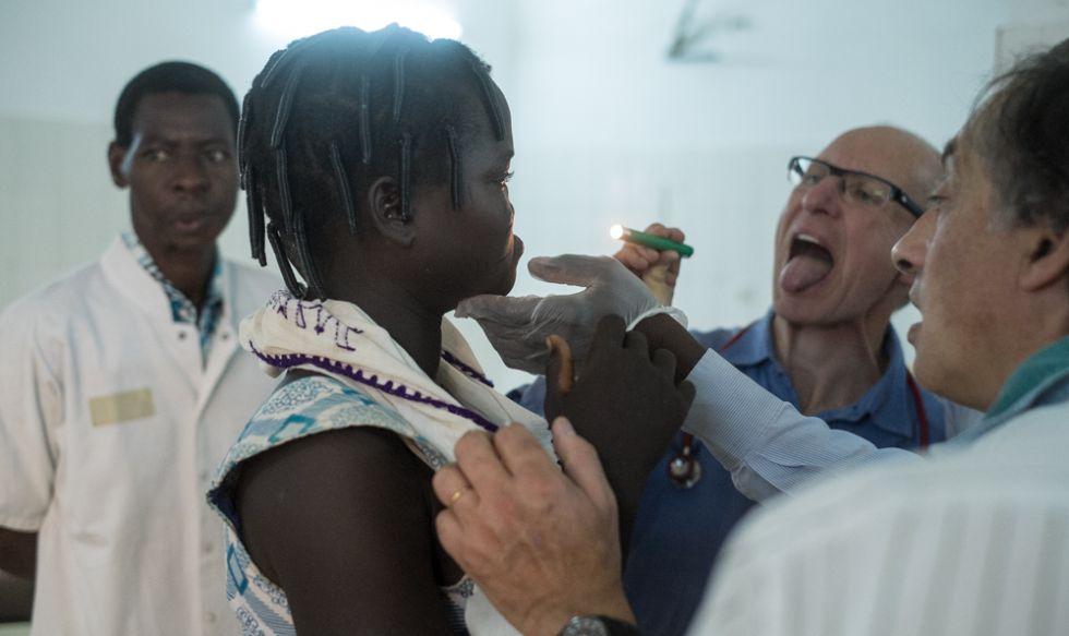Malnutrición infantil