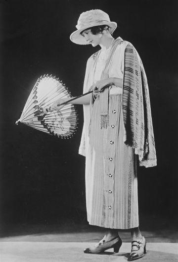Hedda Hopper, en 1920.