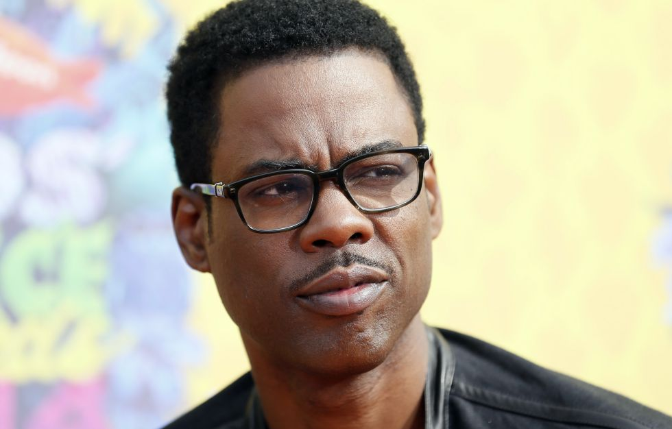 El actor y cómico Chris Rock.